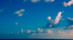 Sailing Out (Ennev) Tags: clouds k3 pentax sky sea smcpentaxda18135mmf3556edalifdcwr k3ii pentaxk3ii ocean boat pentaxart stthomas usvirginislands
