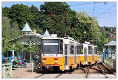 Tram Budapest - 2019-36 (olherfoto) Tags: tram tramcar tramway villamos strasenbahn budapest ungarn hungary bkv tatra t5c5
