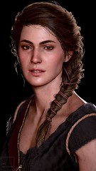 Misthios (ilikedetectives) Tags: kassandra assassinscreed assassinscreedodyssey acodyssey acphotomode gaming gamecaptures game ingamephotography videogames virtualphotography portrait greek ubisoft ubisoftquebec