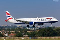 British Airways (ab-planepictures) Tags: british airways neo airbus a320 bu ebbr brüssel flugzeug flughafen airport aircraft plane planespotting avaition