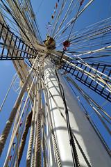 Sail op Scheveningen (l-vandervegt) Tags: 2019 nikon d3200 tamron nederland netherlands holland niederlande paysbas zuidholland scheveningen tallship libertyregatta sailopscheveningen touwen