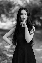 Patrycja (bartlomiej.chodyna) Tags: portrait posing model walk girl woman beauty spring morning photo photosession photography bydgoszcz nikon tamron fashion face hair shadow light