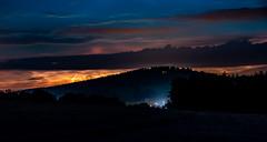 leuchtende Nachtwolken über dem Bieleboh (matthias_oberlausitz) Tags: nachtwolken leuchtende oberlausitz bieleboh beiersdorf sachsen nacht