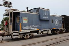 Caboose! (gsebenste) Tags: csx bo caboose csxt trains burnham illinois hammond indiana