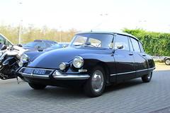 1963 Citroën DS19 (Dirk A.) Tags: de7921 sidecode1 importkenteken 1963 citroën ds19