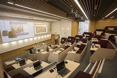 Great learning environment (Pasesi Interiors) Tags: interiordesign interior design pasesi interiors nairobi kenya modern beautiful decor lecture hall auditorium university college comfortable lighting projector screen desks furniture