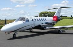 CJ3 N42LJ (Craig S Martin) Tags: cessna citation cj3 n42lj aircraft aeroplane bizjet aviation