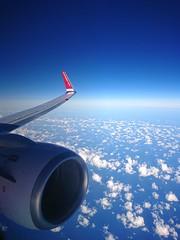 Midsommar (englishgolfer) Tags: midsommar fs190623 fotosondag norwegian airline wing holiday semester sony xperia