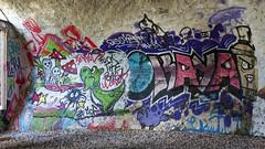 Fuck the poney (ostplp) Tags: exploration vintage ancien abandon abandonné électricité usine industriel industrie friche oublié forgotten decay urbex acierie steel mill graff graffiti tag
