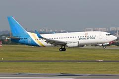 LY-ELF 22062019 (Tristar1011) Tags: ebbr bru brusselsairport getjetairlines boeing 737300 b733 lyelf ukraineinternationalairlines