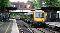 Calling at Rowley Regis (The Walsall Spotter) Tags: westmidlandsrailway class170 1705 turbostar 170512 170514 westmidlands rowleyregis railway station dmu multipleunit snowhilllines networkrail britishrailways