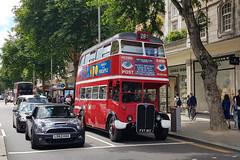 RT8 (FXT183) (aecsouthall) Tags: aecsouthall londontransport londonpassengertransportboard ensignbus fxt183