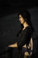 Un soir de juin (boomer_phil) Tags: femme fille couleur extérieur portrait nikon d850 soleil couchant