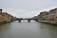 Santa Trinita (grasso.gino) Tags: italien italy italia toskana toscana tuscany nikon d7200 florenz firenze brücke bridge fluss river arno
