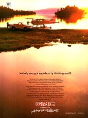 1986 GMC V6 OR V8 Trucks USA Original Magazine Advertisement (Darren Marlow) Tags: 1 5 8 9 19 86 1986 g m c gm gmc v v6 v8 trucks t car cool collectible collectors classic a automobile vehicle general motors u s usa us united states american america 80s