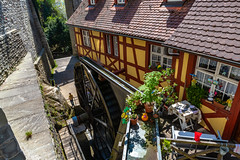 Bodensee / Lake Constance 19. April 2019 -  Meersburg (karlheinz klingbeil) Tags: mill lake constance d850 altstadt nikon oldtown vielleville germany city moulin bodensee meersburg mühle stadt lakeconstance