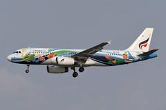 Bangkok Airways Airbus A320-232 HS-PGV (EK056) Tags: bangkok airways airbus a320232 hspgv suvarnabhumi airport