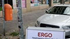 ERGO (rolfruessmann) Tags: ergo hauptagentur bsr audi