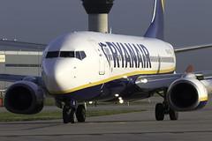 Ryanair 737-800 EI-DCJ at Manchester Airport MAN/EGCC (dan89876) Tags: ryanair boeing 737 b738 737800 7378as eidcj manchester international airport takeoff 23l man egcc