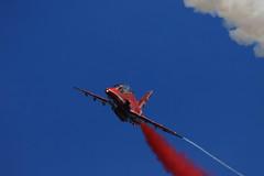 red arrows (jon lees) Tags: newcastle countydown northernireland display aerobatics plane aircraft