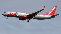 Jet2 G-GDFR 737-8Z9 EGCC 22.06.2019 (airplanes_uk) Tags: 22062019 737 737800 aviation boeing ggdfr jet2 man manchesterairport planes