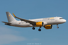 Vueling A320-271N EC-NDB (José M. Deza) Tags: 20190622 a320271n airbus bcn ecndb elprat lebl planespotting spotter vueling aircraft