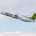 Flughafen Berlin Tegel (TXL): Air Baltic De Havilland Canada Dash 8 Q400 DH8D YL-BAX MSN 4324