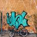 Graffiti in Copenhagen 2016