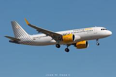 Vueling A320-271N EC-NDC (José M. Deza) Tags: 20190622 a320271n airbus bcn ecndc elprat lebl planespotting spotter vueling aircraft