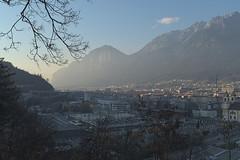 Innsbruck-2018_27 (rhomboederrippel) Tags: rhomboederrippel fujifilm xe1 november 2018 europe austria tyrolia innsbruck clearsky dusk bergisel astoundingimage