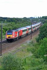 "43308 ""Highland Cheiftan"" (mike_j's photos) Tags: colton junction york lner hst class43 43308 highlandcheiftan"