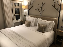 Room at Coworth Park Hotel (David Jones) Tags: coworthpark hotel room bed bedroom