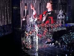 Hugh Jackman performing at the BRIT Awards 2019 (David Jones) Tags: britawards theo2 theo2arena hughjackman greatestshowman