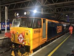 50049 at London Waterloo railway station (David Jones) Tags: class50 railtour londonwaterloo railway station train 50049