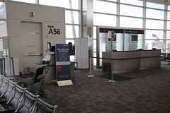 Scenes from Detroit Metro Airport (Michigan) - Tuesday June 18th, 2019 (cseeman) Tags: dtw detroitmetro mcnamaraterminal airports terminals detroitmetroairport detroit michigan deltaairlines dtw06182019 airplanes passengeraircraft aircraft airlines morning