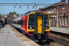 East Midlands Trains 158865 (Mike McNiven) Tags: eastmidlands trains emt edgehill sprinter supersprinter dmu diesel multipleunit liverpool limestreet nottingham norwich
