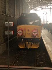 50049 at Penzance railway station (David Jones) Tags: class50 railtour penzance railway station train 50049
