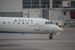 Scenes from Detroit Metro Airport (Michigan) - Tuesday June 18th, 2019 (cseeman) Tags: michigan detroit airports terminals dtw detroitmetro detroitmetroairport mcnamaraterminal morning aircraft airplanes airlines deltaairlines passengeraircraft dtw06182019
