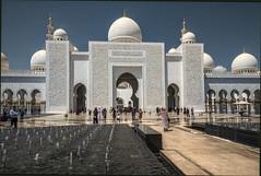 The Sheikh Zayed Grand Mosque (emptyseas) Tags: sheikh zayed grand mosque emptyseas nikon d800 uae united arab emirates abu dhabi