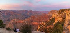 Sunset at the Grand Canyon (Michael Seeley) Tags: arizona canon desertviewwatchtower grandcanyon grandcanyonnationalpark landscape mikeseeley sunset yavapaipoint