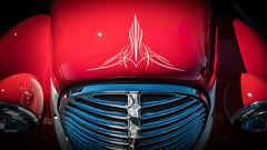 Car art (Mike Cashen) Tags: hotrod pinstripe hood carart