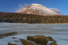 A Frozen Mirror (Star Wizard) Tags: utah unitedstates winter snow