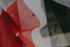 Wierd Patterns (youdoph) Tags: cloth pattern fabrics red black white impressionism
