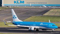 KLM B737 (Ramon Kok) Tags: 737 737800 ams avgeek avporn aircraft airline airlines airplane airport airways amsterdam amsterdamairportschiphol aviation b737 b738 blue boeing boeing737 boeing737800 eham holland kl klm koninklijkeluchtvaartmaatschappij phhse royaldutchairlines schiphol schipholairport thenetherlands luchthavenschiphol noordholland nederland