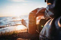Midsummer (AlexanderHorn) Tags: midsummer summer joy cheerful calm sunset sunlight beautiful friends finland scandinavia love