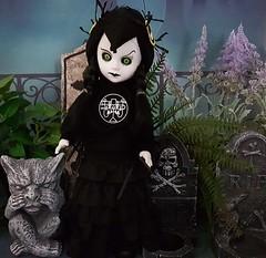 Andras (claudine6677) Tags: ldd living dead doll andras mezco death puppe ghost geist