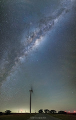 Worth the chase (nightscapades) Tags: astronomy astrophotography autopanopro canoneos6d crookwell etaaquarids galacticcore goulburn meteor milkyway night nightscapes pano panorama panos pejar renewables rokinon24mm sky southerntablelands stars stitch wind windfarm newsouthwales australia