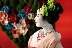 Portrait (walkkyoto) Tags: 祇園甲部 gionkobu 舞妓 maiko 芸妓 geiko 京都 kyoto 日本 japan fe85mmf18