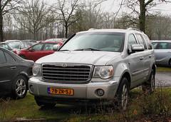 2007 Chrysler Aspen 4.7 V8 (rvandermaar) Tags: 2007 chrysler aspen 47 v8 chrysleraspen 78zrsj sidecode6
