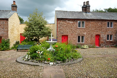 Appleby-in-Westmorland, Cumbria (Adam Swaine) Tags: cottages almshouses cumbria towns village villages villagecottage england english englishvillages beautiful counties uk ukcounties ukvillages 2019 britain british